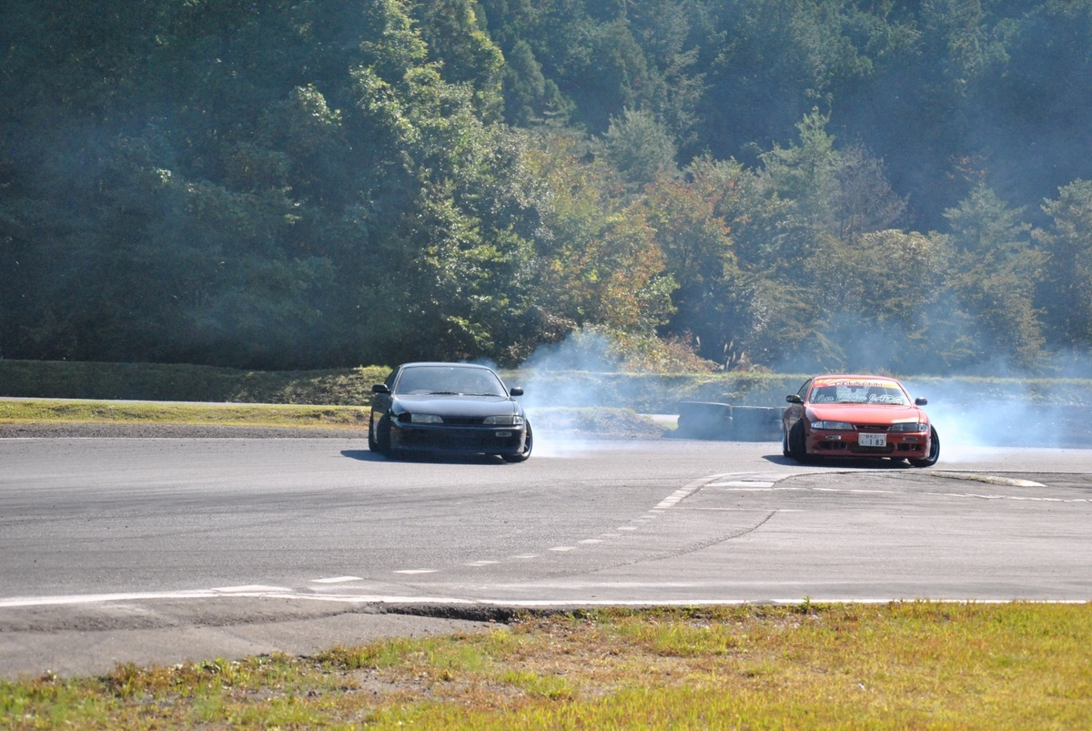 YMS走行会 筑波サーキット2000